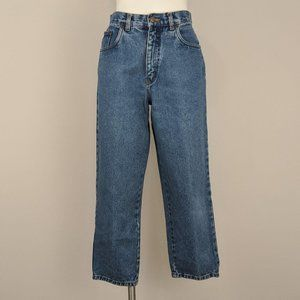 Bill Blass | '90s vintage easy fit mom jeans | 10P